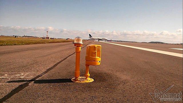 Thiết bị đuổi chim được áp dụng thực tế tại các sân bay trên thế giới