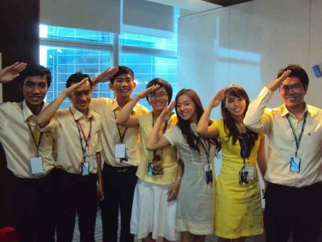 Team Việt Nam giành chiến thắng tại P&G Business Challenge.