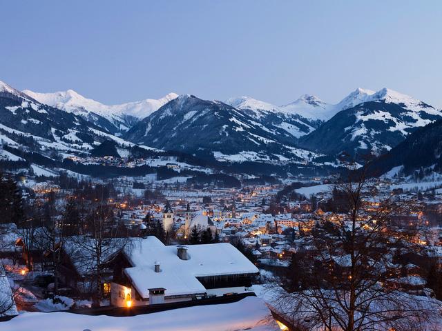 Khu trượt tuyết Kitzbuhel
