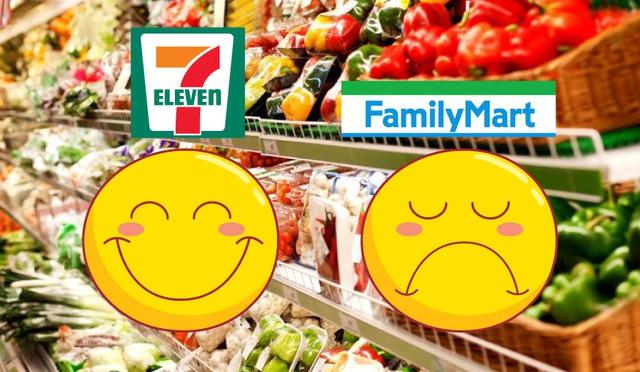 Trong lúc 7-Eleven đang rục rịch tấn công Việt Nam thì FamilyMart phải chịu cảnh thua lỗ. Ảnh minh họa: Liên Hương