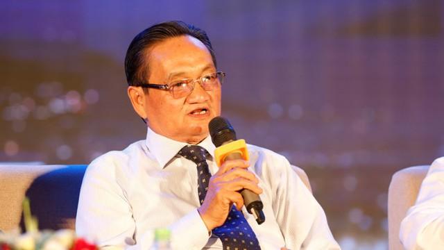 Ông Trần Du Lịch - Đại biểu Quốc hội TP.HCM khoá XIII. (Ảnh: Chu Văn Hoàn)