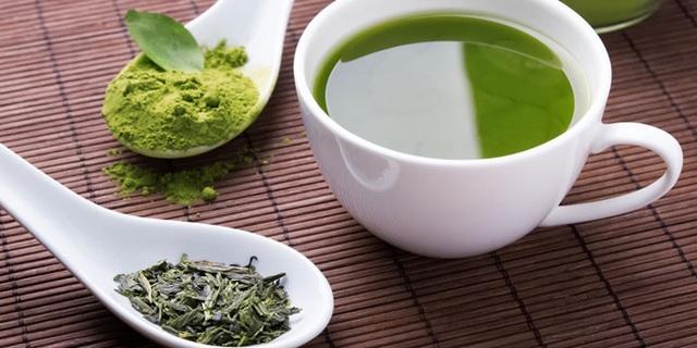 Trà xanh là một phần không thể thiếu trong cuộc sống của người Nhật.