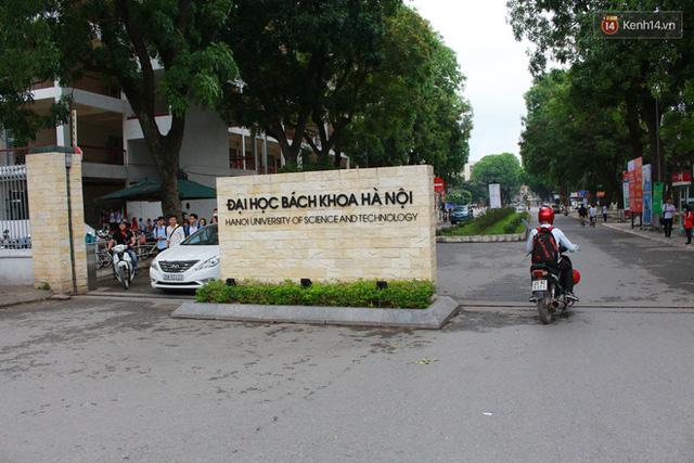 Trường ĐH Bách khoa Hà Nội.