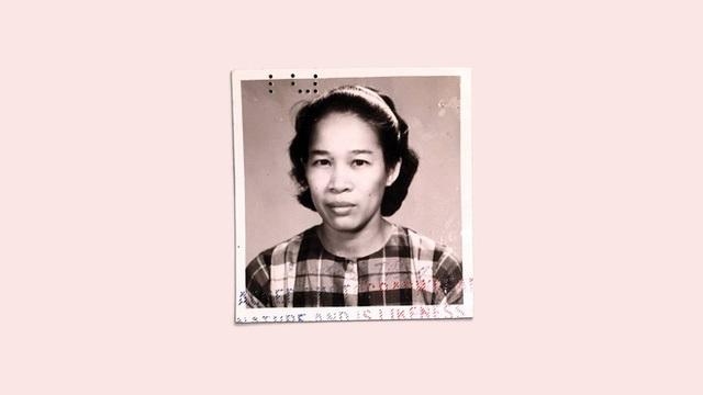 Lola, người nô lệ trong gia đình Alex khi còn trẻ