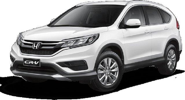 Dòng xe đa dụng CR-V là mẫu xe có mức giảm giá mạnh nhất của Honda.