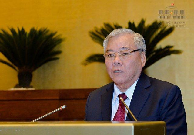 Tổng Thanh tra Chính phủ Phan Văn Sáu
