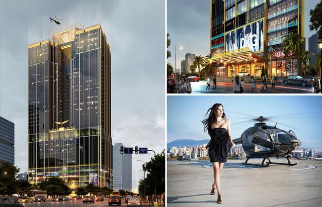 Sunshine Center với tổng mức đầu tư 2000 tỷ - một sản phẩm bất động sản kinh điển của Sunshine Group.