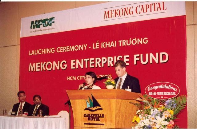 Mekong Capital được thành lập tháng 3/2001 với một văn phòng mở tại thành phố Hồ Chí Minh