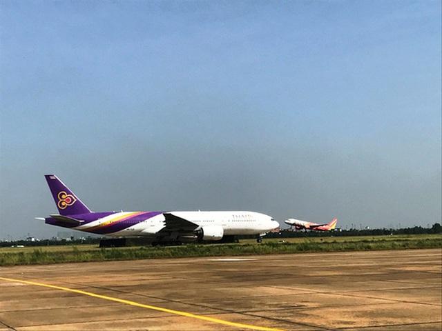 Nhiều giải pháp đang được nghiên cứu để giảm tải cho sân bay Tân Sơn Nhất