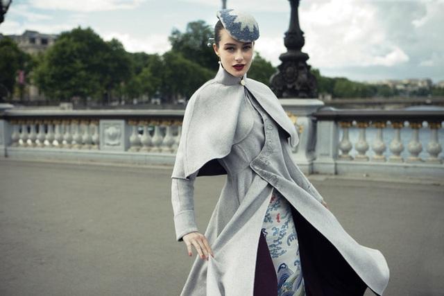 Đây chính là đồng phục mới của Hainan Airlines, những thiết kế haute couture của Laurence Xu.
