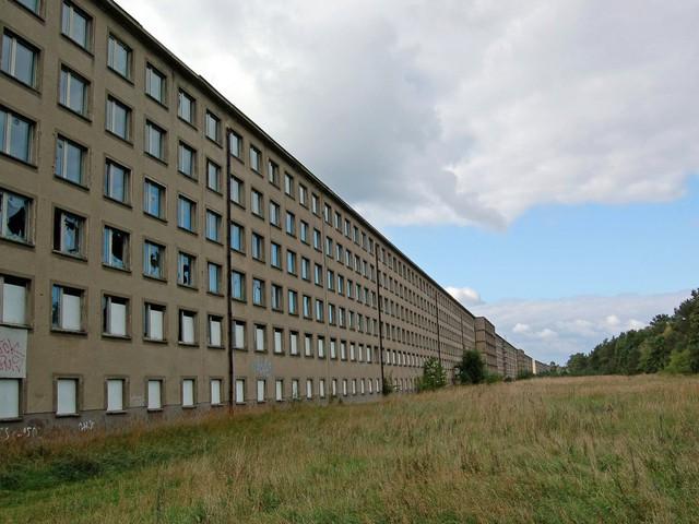 Trùm phát xít Hitler đã ấp ủ kế hoạch biến nơi đấy thành 1 khu nghỉ dưỡng bậc nhất địa cầu.
