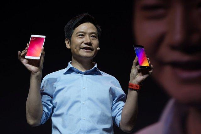 CEO Xiaomi  Lôi Quân.