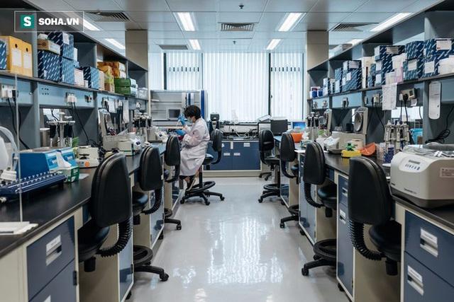 Phòng thí nghiệm tại Hong Kong