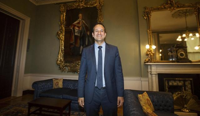 Thủ tướng Ireland Leo Varadkar, 38 tuổi