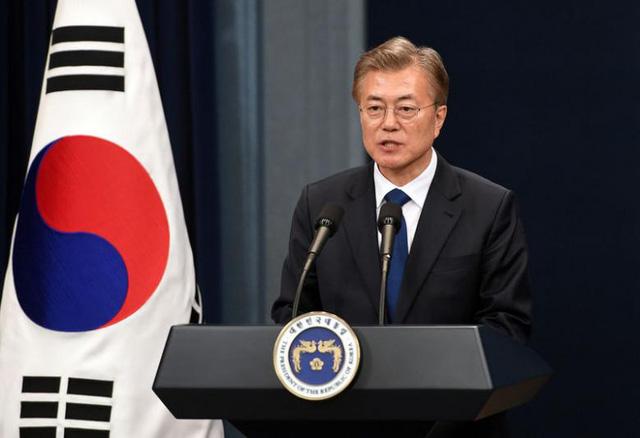 Tổng thống Moon cam kết xóa bỏ hoàn toàn câu kết chính trị - kinh doanh