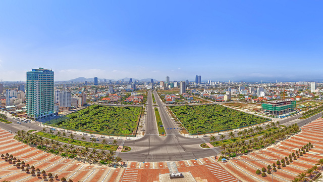 Công viên Biển Đông TP Đà Nẵng