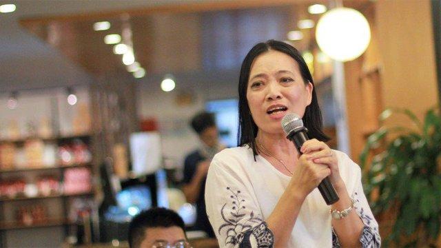 TS Phạm Thị Ly phản biện nhóm công bố