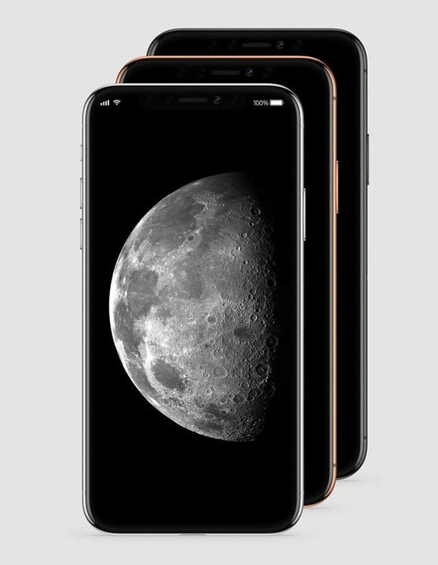 Phần cạnh trên của thiết bị là cụm loa thoại, cảm biến và camera.