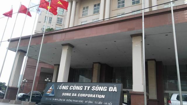 Tổng công ty Sông Đà từng là đơn vị nòng cốt của Tập đoàn Sông Đà (trước đây).