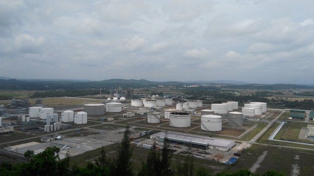 Sản phẩm của lọc dầu Dung Quất đang được tiêu thụ tốt.