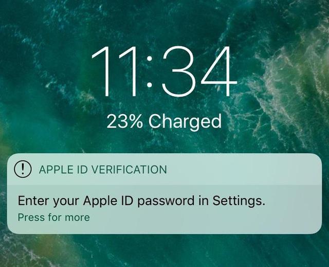 Hacker giả mạo box đăng nhập trên iOS để lấy cắp mật khẩu - thủ đoạn mới cực kỳ tinh vi - ảnh 4