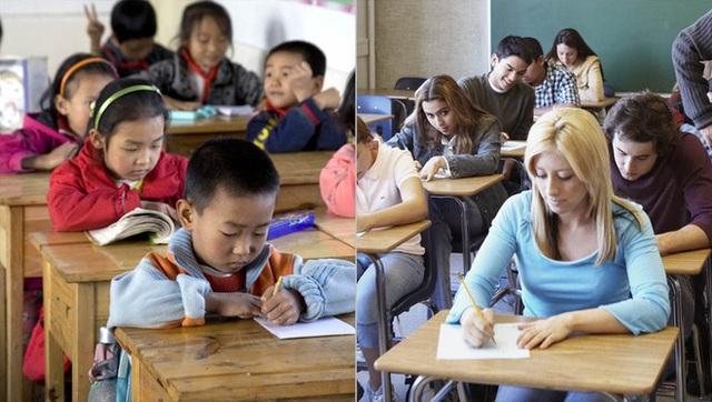 Giáo sư Tiền Văn Trung cho rằng, khác với suy nghĩ của nhiều người Trung Quốc, bản chất của giáo dục nước ngoài không phải là triệt tiêu hoàn toàn việc xử phạt hay kỷ luật. Ảnh minh họa.