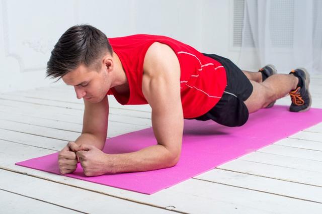 20 phút tập luyện đã có thể giúp bạn đạt được lợi ích sức khỏe và cảm thấy hạnh phúc