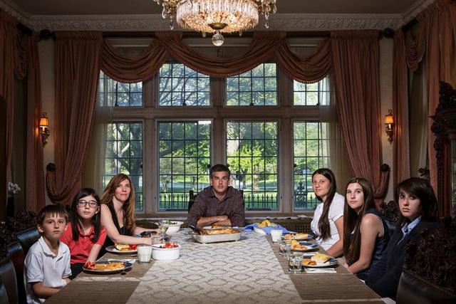 88% người Mỹ phản đối về việc sử dụng smartphone trong các bữa ăn gia đình.