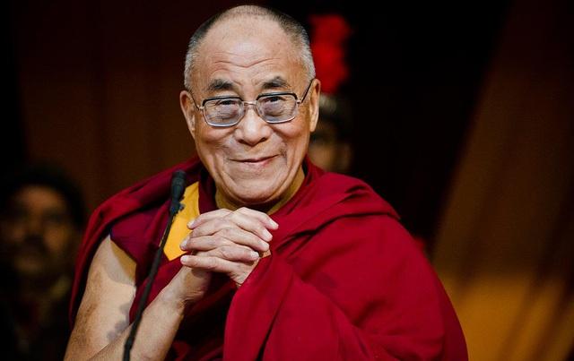 Dalai Lama, người được Jack Ma tôn sùng.