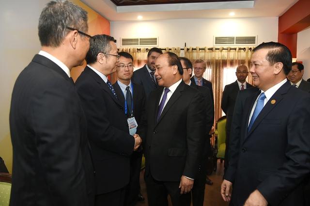 Thủ tướng dự sự kiện quan trọng nhất của tiến trình Bộ trưởng Tài chính APEC - Ảnh 3.