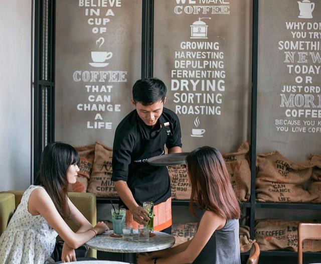 The Coffee House là cửa hàng cafe được yêu thích của giới trẻ Hà Nội và Sài Gòn - Ảnh: thecoffeehouse.com