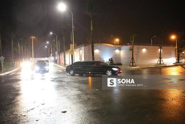 [NÓNG] Dàn siêu xe của Tổng thống Putin xuất hiện trên đường phố Đà Nẵng - Ảnh 3.