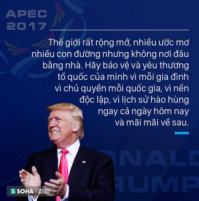 TS. Terry Buss: Bài phát biểu ở CEO Summit là diễn văn tuyệt vời nhất từ trước đến nay của ông Trump - Ảnh 2.