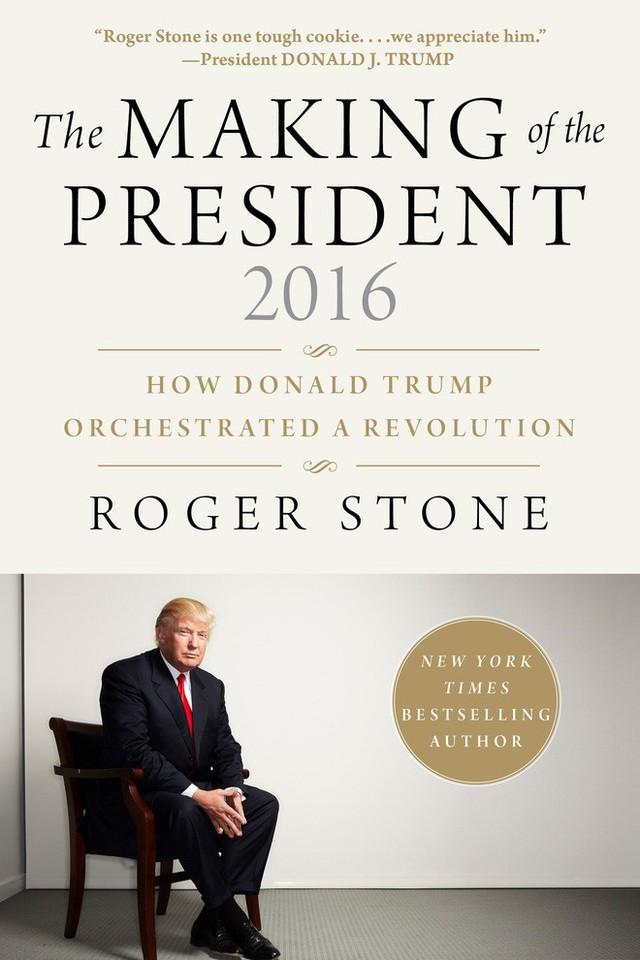 Cuốn Đường Đến Nhà Trắng 2016 - Cuộc Cách Mạng Của Donald Trump. Ảnh: WaPo