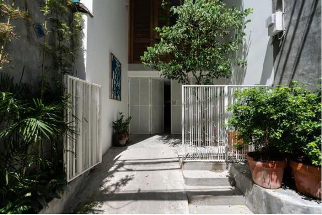 Công trình được kiến trúc đặc thù cho 1 gia đình nhiều thế hệ.
