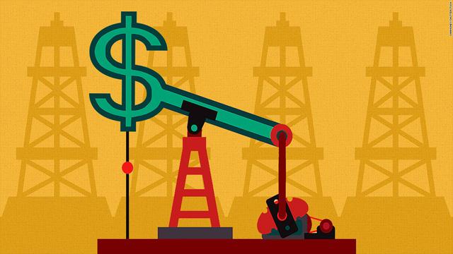 Giá dầu đang ở mức cao nhất trong 2 năm qua.