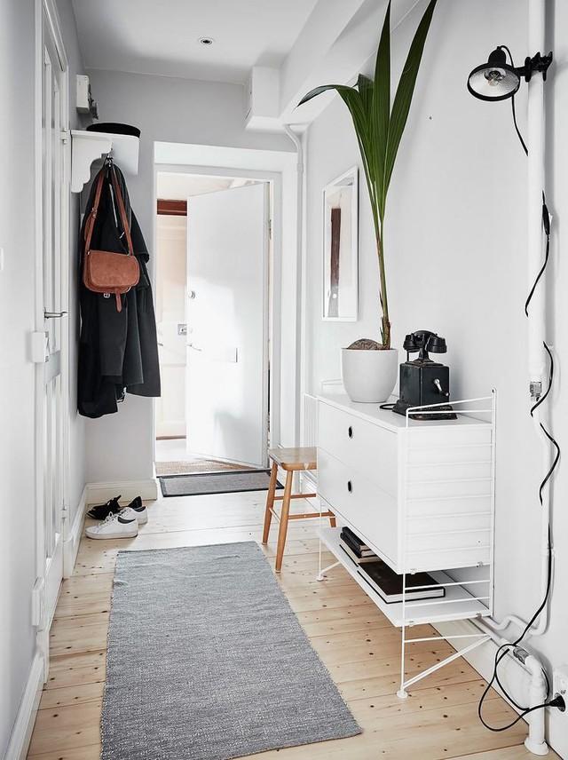 Tuy sở hữu diện tích khiêm tốn nhưng nữ chủ nhân của căn hộ này rất khéo léo và tinh tế trong cách bài trí không gian, sử dụng màu sắc và lựa chọn nội thất.