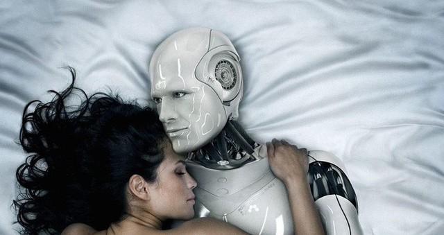 """""""Những robot tình dục sẽ rất hiện đại và phức tạp vào năm 2050, tiến sĩ Levy dự đoán"""