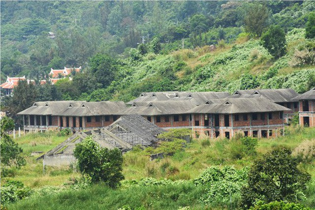 Một dự án ở Sơn Trà đang dang dở