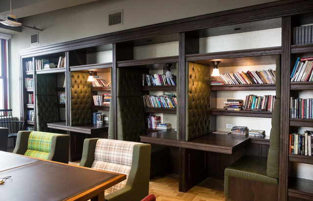 Thư viện tại LinkedIn.