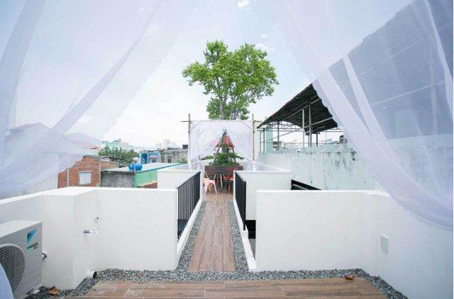 Báo ngoại ngỡ ngàng trước ngôi nhà ống ở Đà Nẵng - ảnh 21