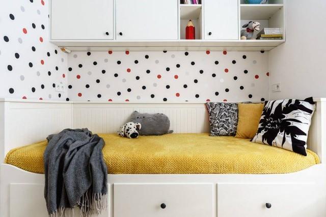 Mỗi một phòng đều được trang trí theo phong cách khác nhau.