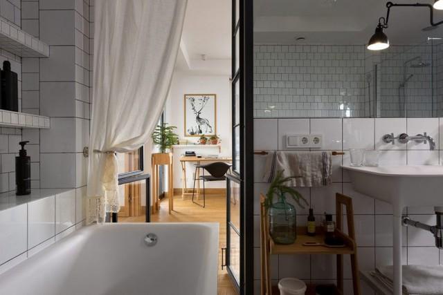 Căn hộ đẹp như mơ với cây xanh và nội thất gỗ - Ảnh 26.