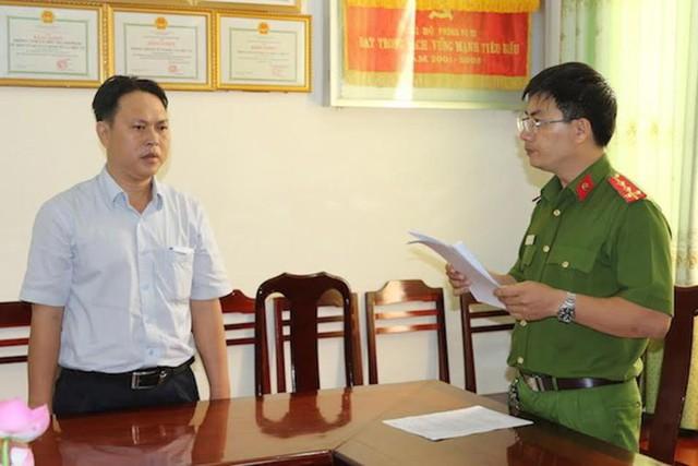 Nguyên Phó chánh TTGT Dương Minh Tâm