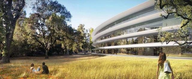 """Sau khi hoàn thành đây sẽ là """"tòa nhà văn phòng tốt nhất trên thế giới""""."""