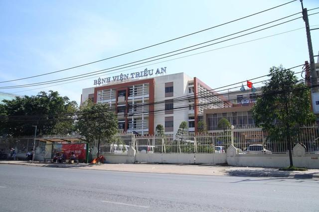 Bệnh viện Triều An