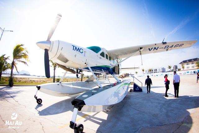 Thủy phi cơ của hãng hàng không Hải Âu