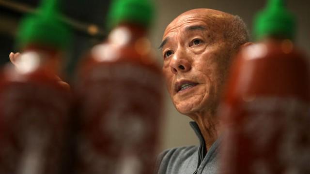 David Trần, người sáng lập tương ớt Sriracha lại chưa bao giờ đăng ký nhãn hiệu bản quyền cho sản phẩm của mình.