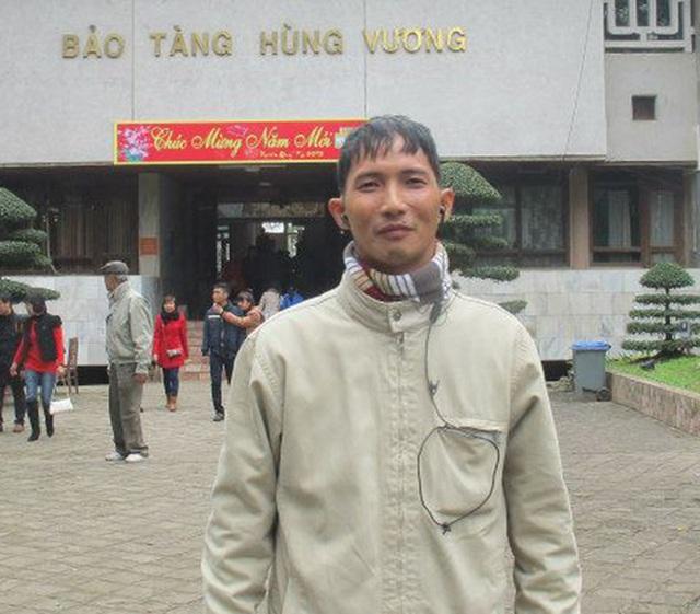 Anh Nguyễn Đình Chiến. Ảnh do nhân vật cung cấp