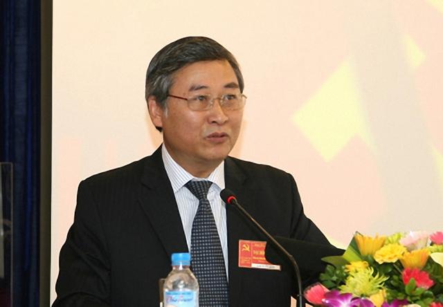 Ông Phí Thái Bình - nguyên phó chủ tịch UBND TP Hà Nội, nguyên chủ tịch HĐQT Vinaconex.